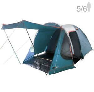 NTK Indy GT 5/6 (USED) 2 Doors Easy Assembling Tent Full size Rainfly