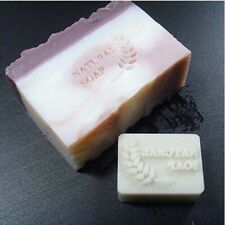 Natural Leaf Soap Stamp For Handmade Soap Candle Candy Stamp Fimo Stamp