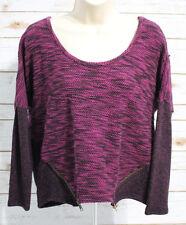 NWT Jessica Simpson Women's Small Danielle 3/4 Sleeve Shirt Blouse Multi-Color