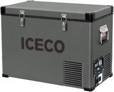 47Qt Portable Car Freezer Fridge Compact Refrigerator 12V Cooler Camping Outdoor
