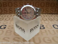 NEW HUGO BOSS MOVADO OYSTER PERPETUAL PILOT SWISS MADE CHRONOGRAPH SUIT WATCH