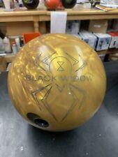 Hammer Black Widow Gold 14 lb Used Bowling Ball