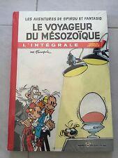 """TT Spirou """" Le Voyageur du Mesozoique """" neuf ss blister"""