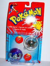 Pokemon Tomy Battle Figures Golem Geodude Vintage New Boxed Retro 90s Rare - NEW
