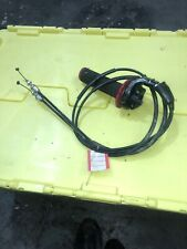 Honda Crf 450 2010 Throttle Tube & Cables