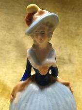 Demi figurine Porcelaine Vers 1900 Boîte