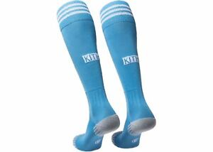 Kith Adidas Soccer Flamingos Home Match Sock - Blue