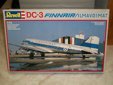 Revell 1/72 Scale DouglasDC-3 Finnair / Ilmavoimat - Factory Sealed