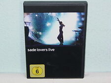 "*****DVD-SADE""LOVERS LIVE""-2002 Sony Music*****"