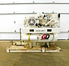 Mo 4149 Gardner Denver Ebe99n Electra Saver Ii Air Compressor 30 Hp 100 Psig