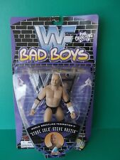 "WWF BAD BOYS STONE COLD STEVE AUSTIN 6""IN FIGURE 1997 JAKKS PACIFIC"