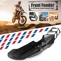 Motorcycle Front Fender Mudguard For Yamaha Honda Suzuki KTM Supermoto Sx