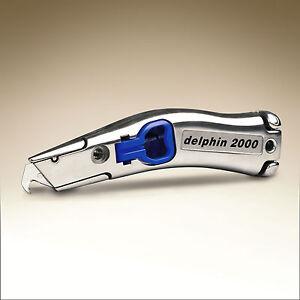 Messer Universalmesser Aluminium - Cutter Alu - Messer Delphin 2000 im Köcher