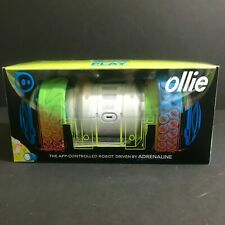 Ollie App-Controlled Robot Bluetooth 14 MPR Speed Tricks LED Glow Grip Tires
