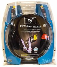 Monster ISF 750HD High Performance HDMI Cable w/ Ethernet - 35 Ft - 14.3 Gbps