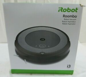 iRobot Roomba i3 Wi-Fi Connected Robot Vacuum i3150