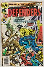 DEFENDERS#37 FN/VF 1976 MARVEL BRONZE AGE COMICS