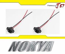 Nokya Wire Harness Pigtail Male PS24W 5202 H16 Nok9163 Fog Light Bulb Socket OE