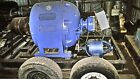 Antique Steam Traction Engine Prony Brake/Dynamometer/Power Eater