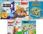 5 Asterixalben