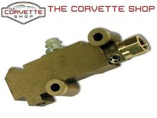 C3 Corvette Brake Proportioning Valve 1978-1982 Brass Prop Disc Brakes 28981