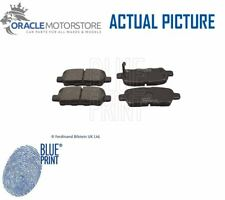 NEW BLUE PRINT REAR BRAKE PADS SET BRAKING PADS GENUINE OE QUALITY ADN142137