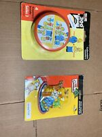 The Simpsons Coasters 4 Set And Ornament