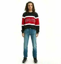 Jeans coton Levi's 511 pour homme