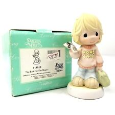 Precious Moments No Rest For The Weary 2003 Moms Taxi Porcelain Figure 114012