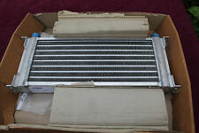 "ALL ALUMINIUM OIL COOLER CH12RAL DOUGLAS 16216D 470 X 190 X 50mm NOS 1"" IN & OUT"