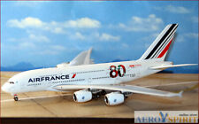 ** RARE ** Airbus A380-861 Air France 80 years anniversary F-HPJI Phoenix 1:400