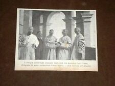 5 Missionari italiani sfuggiti massacro dei cinesi Cina