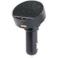Callstel Kfz-Freisprecheinrichtung, Bluetooth, USB 2,1A, Auto-Pairing, Speaker