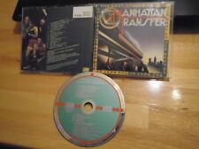 RARE WEST GERMANY TARGET LABEL Manhattan Transfer CD Best Of jazz Janis Siegel !