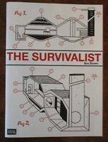 The Survivalist Box Brown 2011 Blank Slate Chalk Marks TPB Excellent Shape