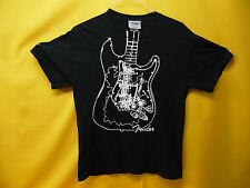 """FENDER GUITARS STRATOCASTER """"THE ROCK & ROLL LIFESTYLE COLLECTIBLE T-SHIRT (M)"""
