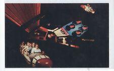 Space Mountain - Walt Disney World - Vintage Postcard