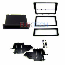 Radio Replacement Dash Mount Install Kit 1 & 2-DIN w/Pocket for Lexus IS300