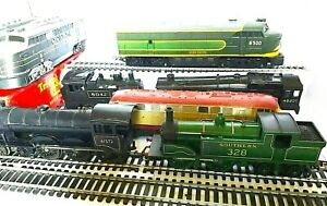 WORKING MODEL TRAIN SETS & LOCOS to RESTORE click Select & view INDIVIDUAL ITEMS