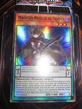 YU-GI-OH! SUPER RARE MAGICIEN BRISEUR DU TEMPS PEVO-FR019 NEUF EDITION 1 MINT