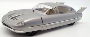 Best of Show 1/18 Scale Model Car BOS052- Borgward Traumwagen Silber