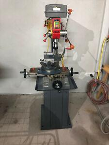 Drilling und Milling Bohrmaschine Fräsmaschine
