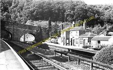 Dinmore Railway Station Photo. Moreton-on-Lugg - Ford Bridge. Hereford Line. (1)