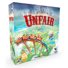 Unfair Board Game NEW
