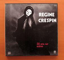 Regine Crespin 30 Ans Sur Scene 3xLP + booklet Discoreale DR 10006/8 EXCELLENT