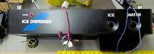 Used Hoshizaki Dispenser Shroud With Controls For Dcm 500baf Ice Maker