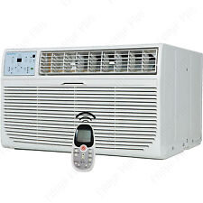 10000 BTU Through-The-Wall AC w/ Sleeve, 500 Sq.Ft Home TTW Air Conditioner Unit