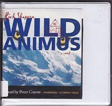 Wild Animus by Rich Shapero (2005, CD, Unabridged) Inner Calling Novel