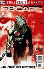 FINAL CRISIS AFTERMATH: ESCAPE (2009) #1 (DC COMICS)