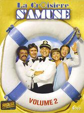 Love Boat vol. 2 / La croisière s'amuse vol. 2 (4 DVD)